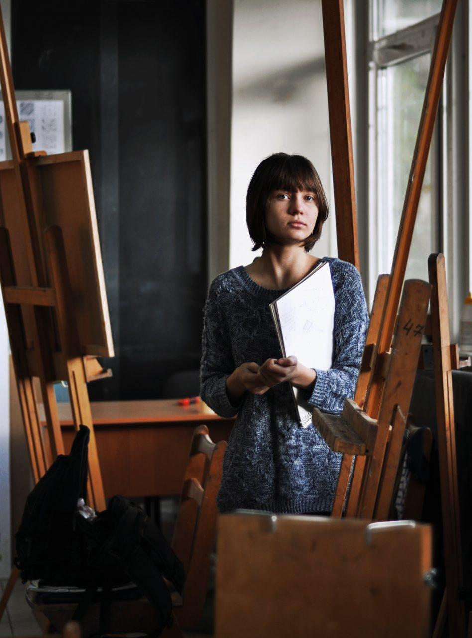 záľuba, obľúbená činnosť, hobby, maľovanie
