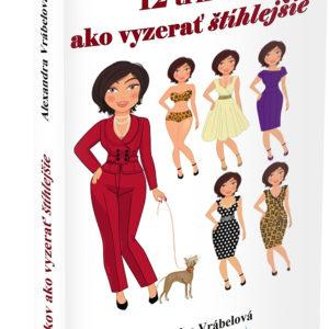 ebook, žena, triky, Alexandra Vrábelová,