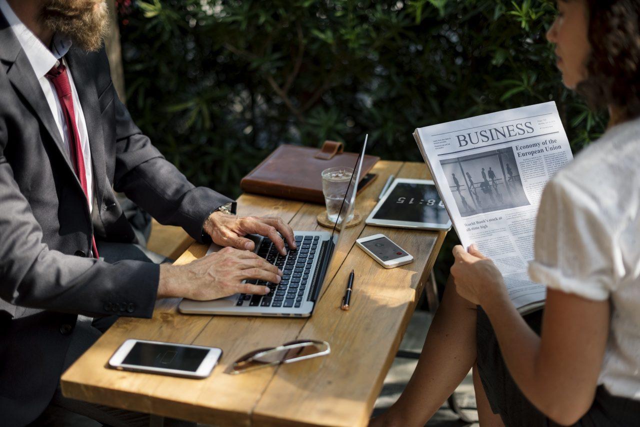 biznis, ľudia, networking
