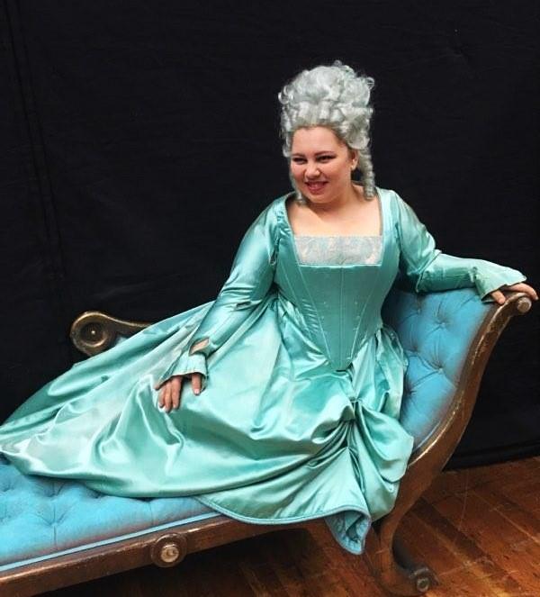 opera, spev, herectvo, Zuzana Weiserová, herečka