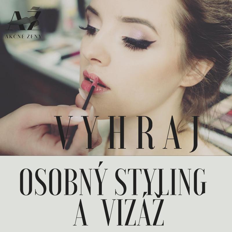 osobný styling, vizáž súťaž o styling