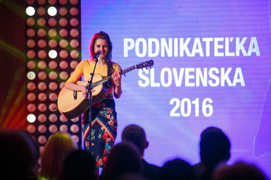 Podnikateľka Slovenska 2016.