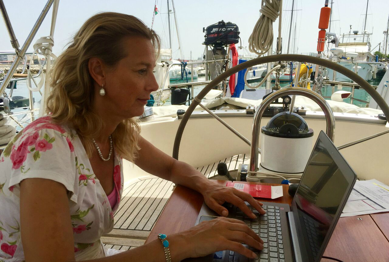 digitálny nómand, nómand, digital, freelance
