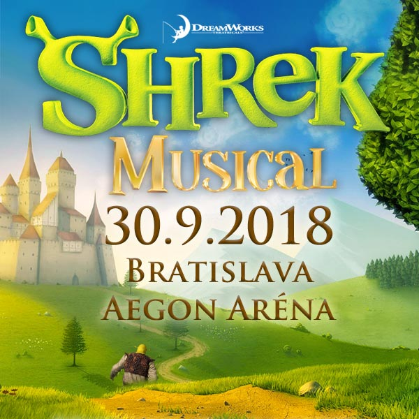 muzikál shrek slovensko