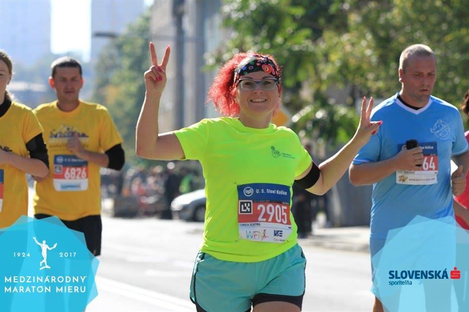 medzinárodný maraton mieru