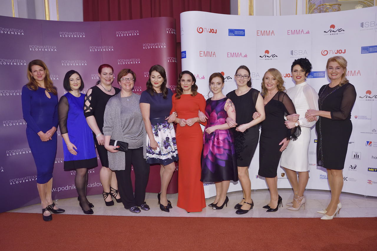 podnikatelka slovenska 2017, súťaž podnikateľka