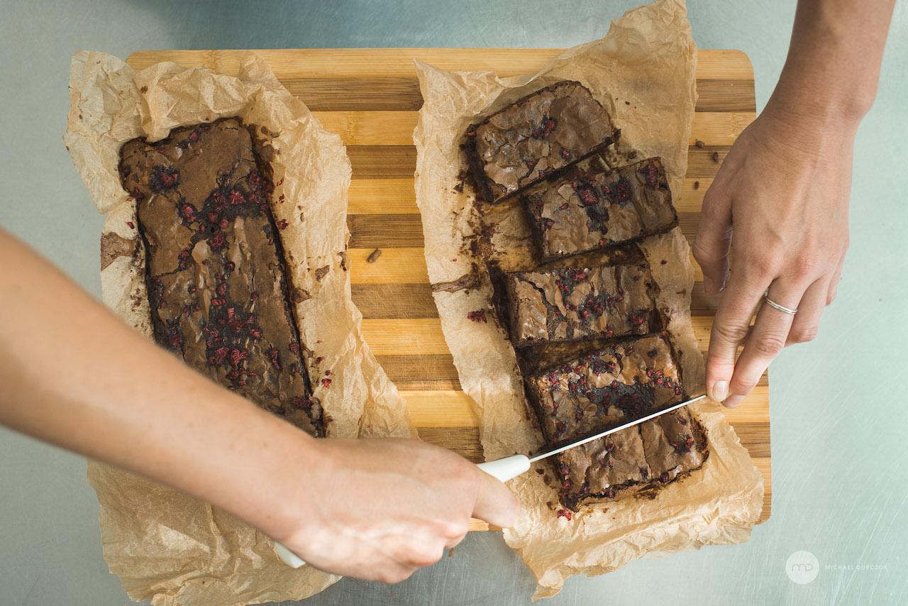 koláč, brownie, super koláč, čokoláda