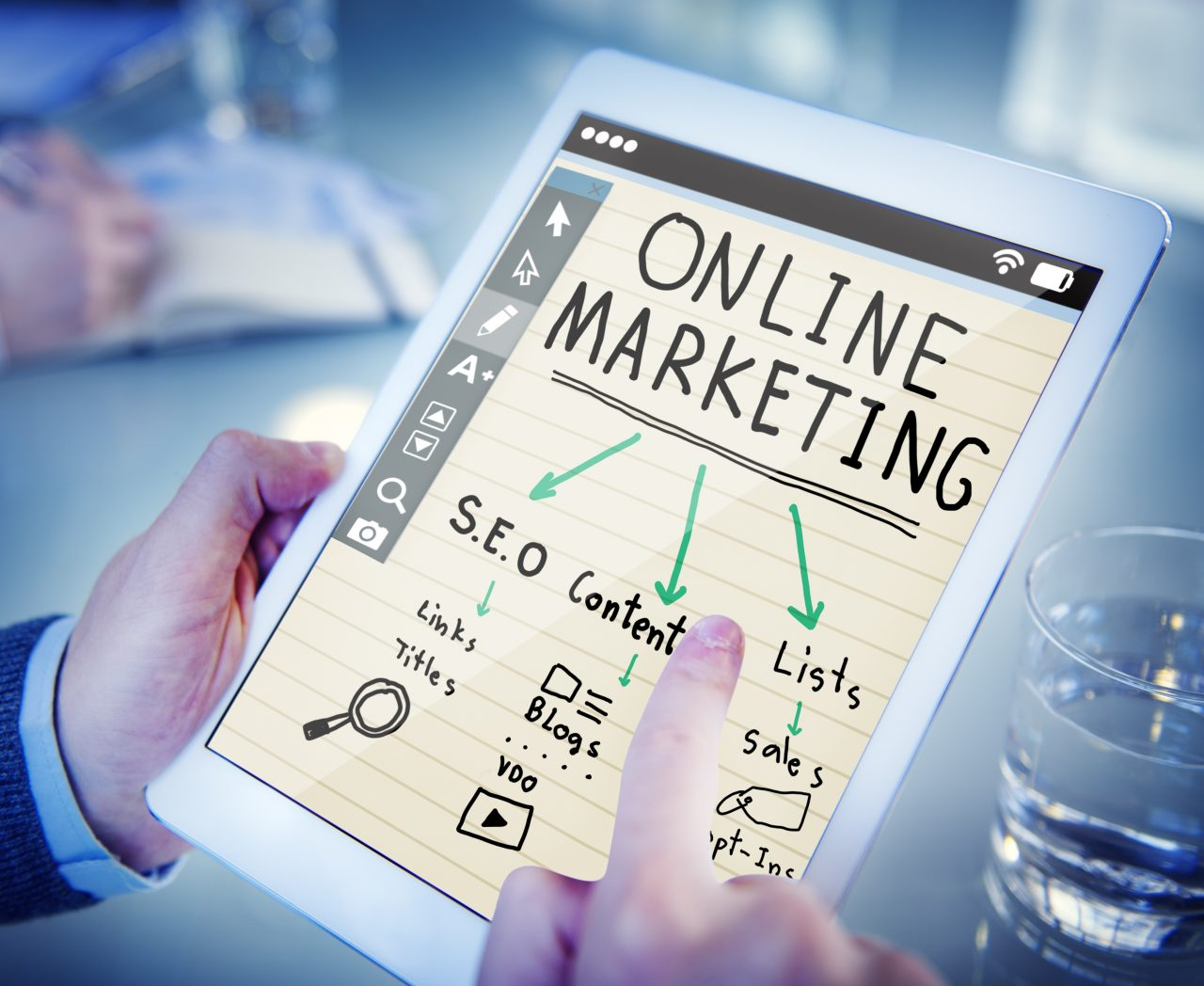 online marketing, instagram, nove trendy, seo