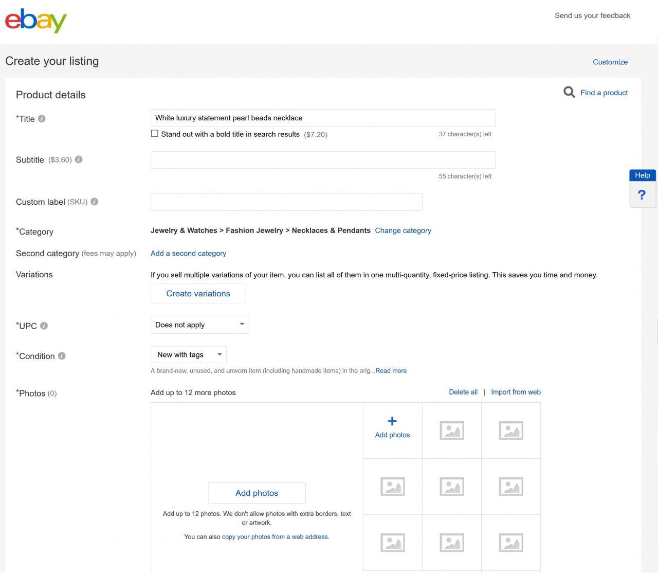 ebay, prihlasenie, zalozenie, konto, predaj