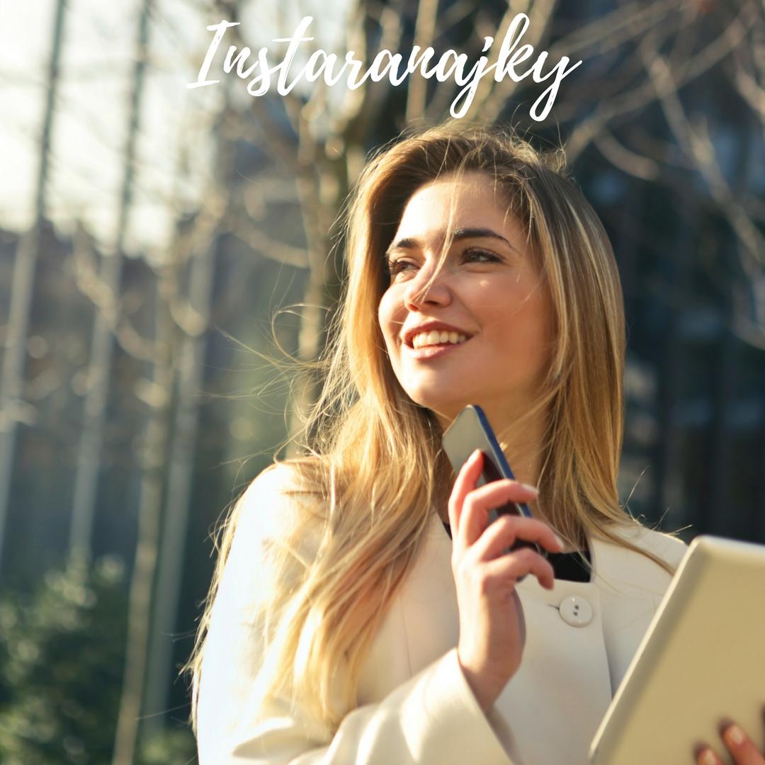 akcna zena, instagram, práca, socialne siete, marketing