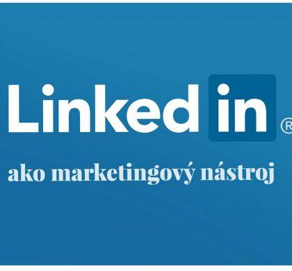 Linkedln ako marketingový nástroj