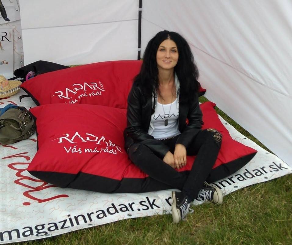 Marekova, sefredaktorka, radar, pisanie, magazin