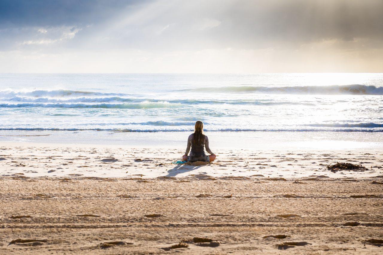 more, meditacia, myslienky