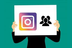 painting instagram logo social media