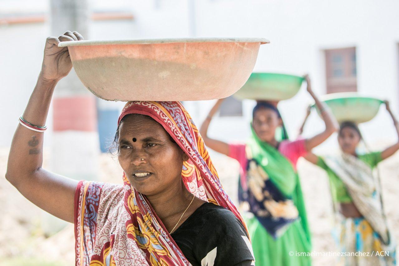 dalitske zeny, India, ACN, diskriminacia