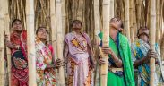 dalitske zeny, charita, acn, pomoc, india