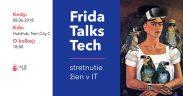 frida talks tech