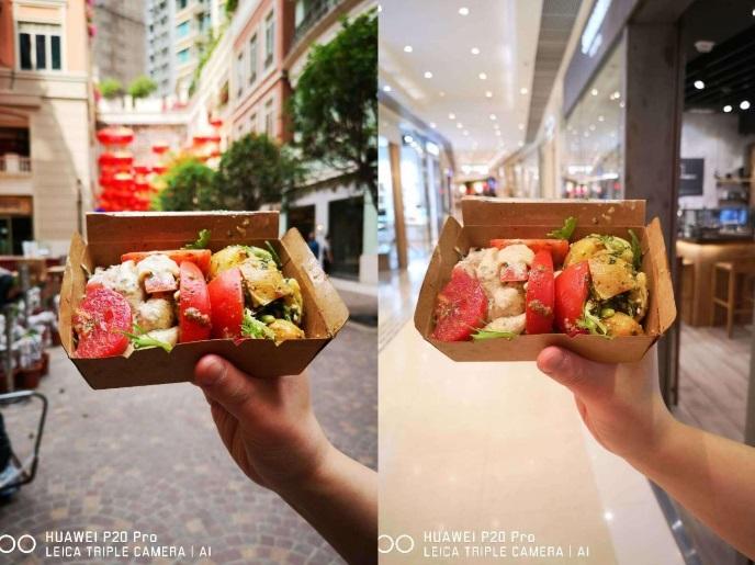fotografovanie, jedlo, dobre svetlo, huawei
