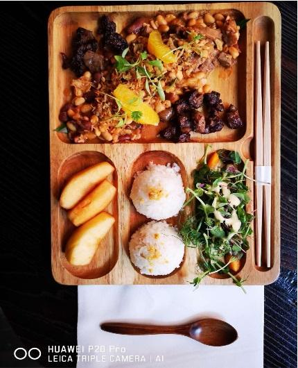 fotografie, huawei, smartfon, jedlo, fotenie jedla