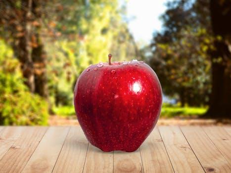 jablko, ovocie, zdravie