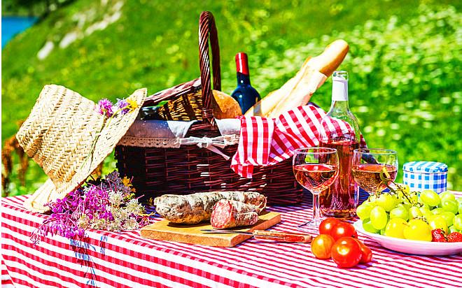 picnic, networking s akčnými ženami