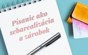 Písanie ako sebarealizácia