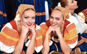 slovensky folklor, ženy a folklór, folklór na slovensku