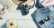 batozina, fotoaparat, okuliare