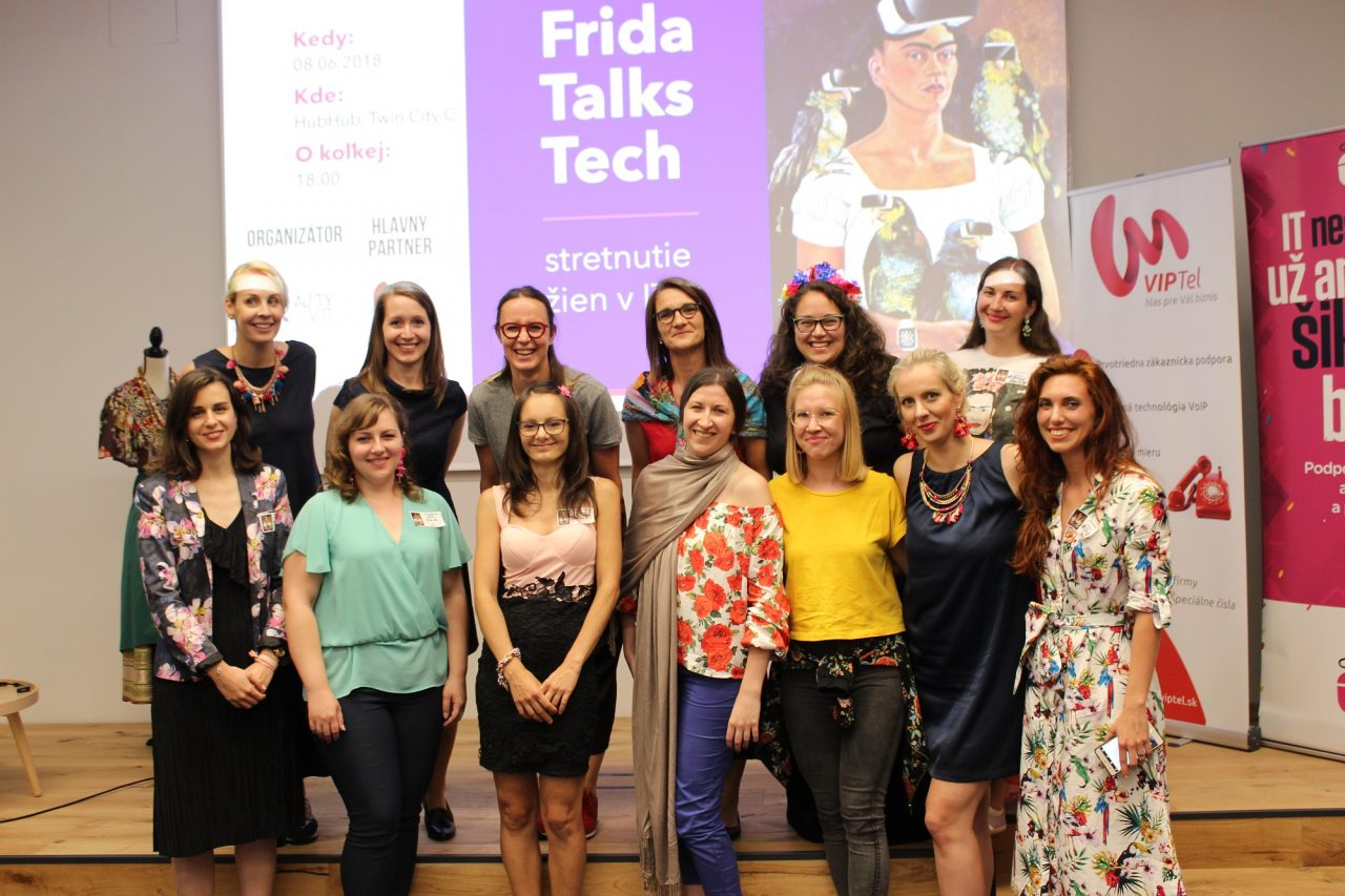 technologie, frida talks tech, IT