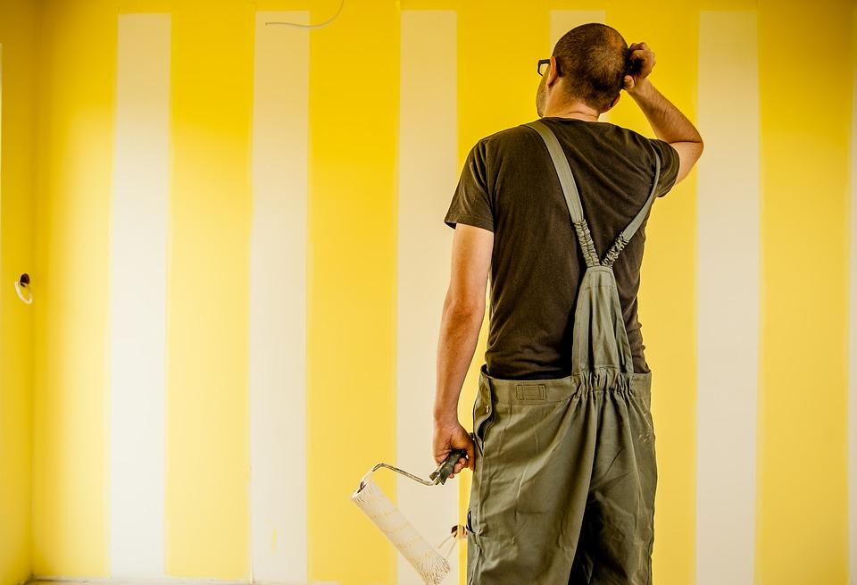 malovanie stien, pomoc, sluzby
