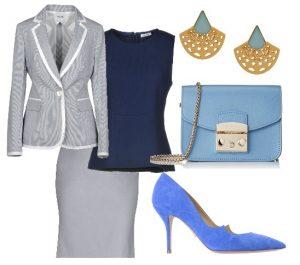kolaz, outfit, stylistka