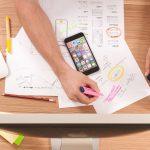 freelance, mobil, praca