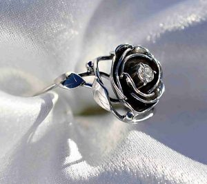 prsten valentovic romanticka dusa