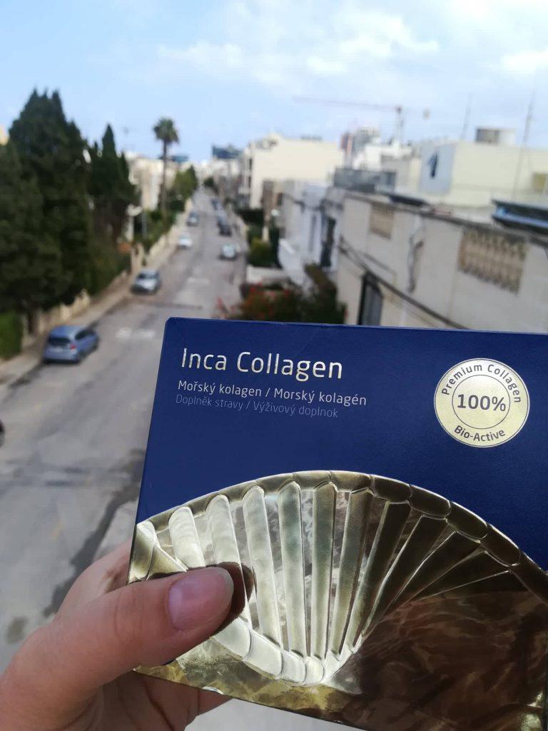 incacollagen, najčistejší kolagén
