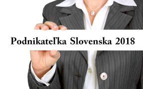 podnikatelka slovenska