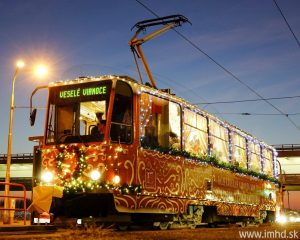 vianocna elektricka