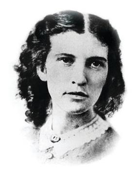 Mladá Elizabeth Blackwell