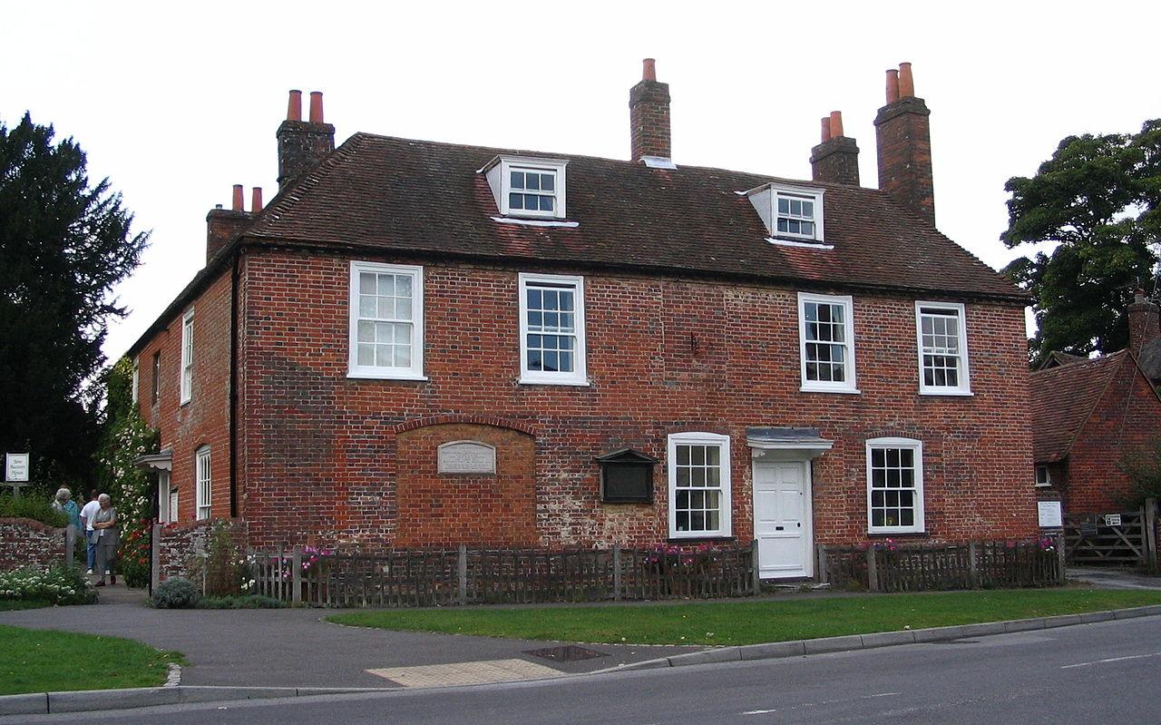 múzeum Jane Austen