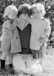 Diana v roku 1980