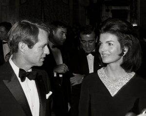 Jacqueline Kennedy a Bobby Kennedy