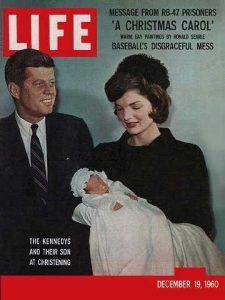 Titulka časopisu Life z roku 1960