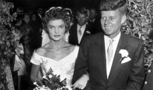 Svadba Jacqueline a Johna Kennedyovcov