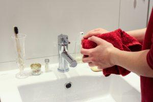 umývanie rúk